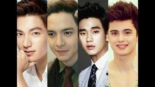 KOREAN vs FILIPINO : Most Handsome Actor