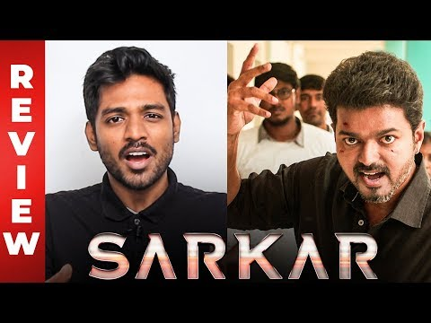 Download SARKAR Movie Review by Maathevan | Thalapathy Vijay | AR Murugadoss | MR 30 HD Mp4 3GP Video and MP3