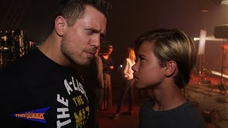 BTS of The Miz's Mattel Sound Slammers commercial - Video Youtube