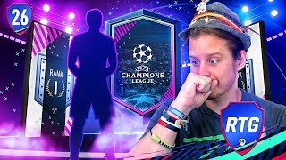 INSANE UCL WALKOUT! RANK 1 RIVALS REWARDS! ZWE TO GLORY #26 FIFA 19 ULTIMATE TEAM RTG