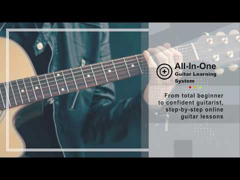 Online Guitar Lessons - Guitar lessons that fit around your lifestyle