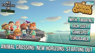 Animal Crossing: New Horizons Part 1 | Starting Out [REFG]
