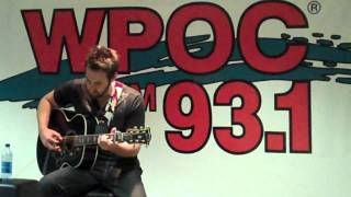 Josh Kelley-Naleigh Moon Live at WPOC