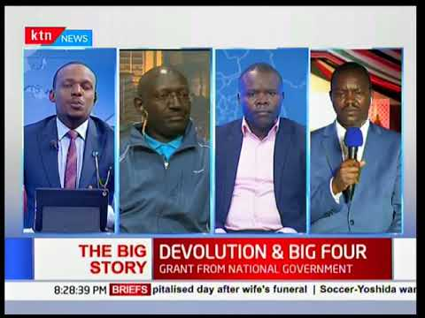 The Big Story PT 2: Devolution and big four