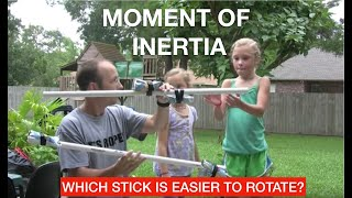 Moment of Inertia Demo