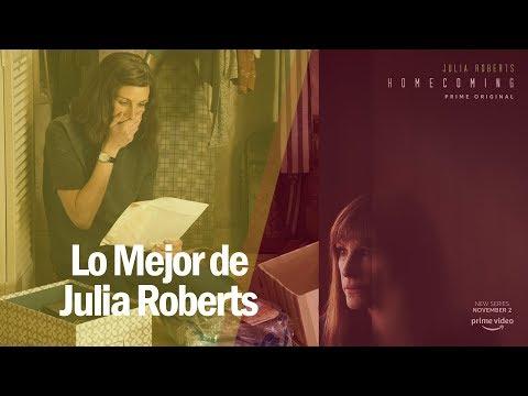 #CineMúsicaYAlgoMás   Homecoming de Julia Roberts
