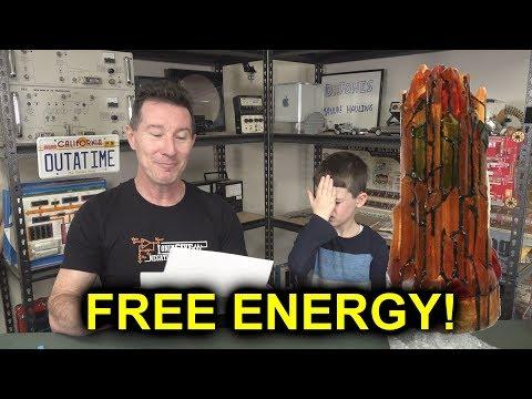 EEVblog #1227 - The Free Energy Community RESPONDS!