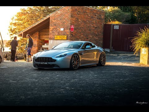 Brixton Forged Wheels - Aston Martin Vantage V8