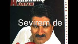 Agadadash Agayev -sevirem de