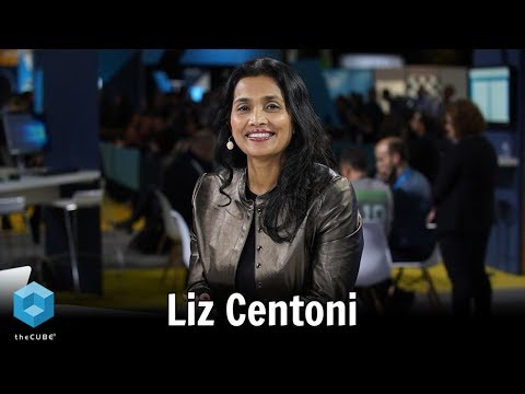 Cisco's Liz Centoni talks with theCUBE