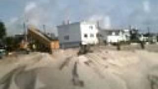 preview picture of video 'la nouvelle plage de la Nourriguel'