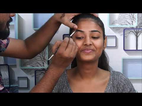Online  Makeup Class 3rd Look  ||  Full Tutorial