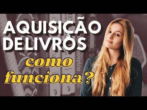COMO FUNCIONA A AQUISIÇÃO DE UM LIVRO   Laura Brand
