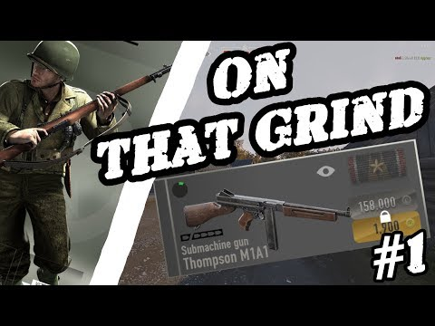 Heroes and Generals -  THOMPSON GRIND