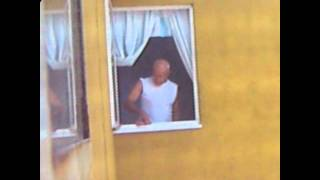 MANOLO CABEZA DE HUEVO CAPTADO EN VIDEO