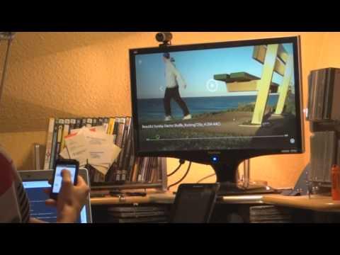 Video of Impress Remote