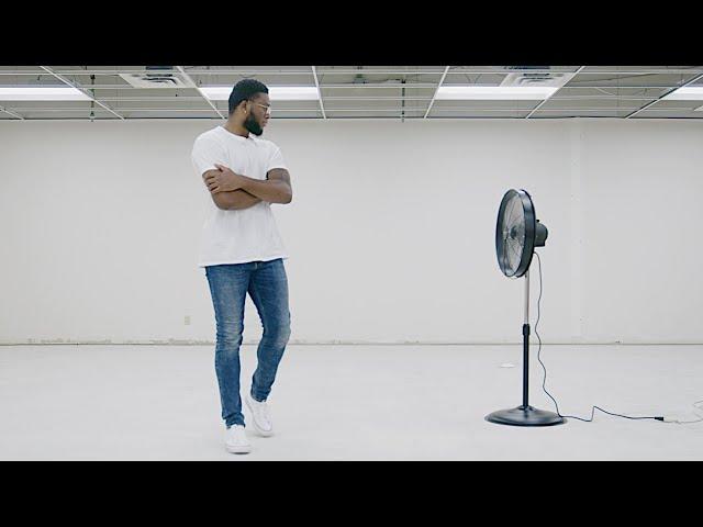 Самонаводящийся вентилятор Following Fan «достанет» вас в любом углу комнаты