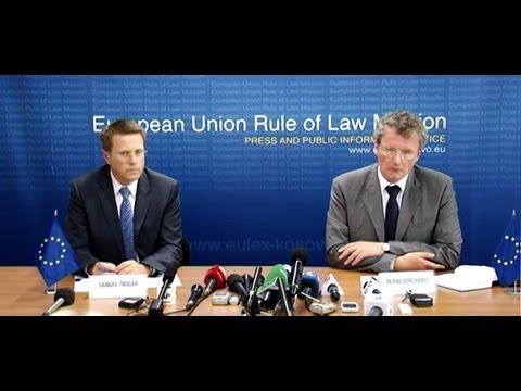 Incident au nord du Kosovo : conférence de presse du chef de mission à Pristina (video)