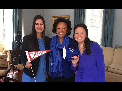 Getting to Know #WellesleyPrez: Fun