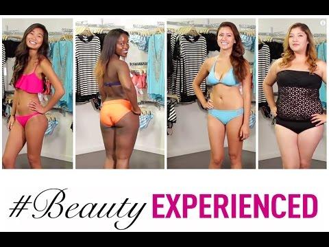 The Best Bikini For Your Body Shape | #BeautyExperienced Ep. 14 | NEWBEAUTY