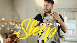 5 tips to make your baby fall asleep
