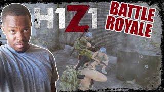 H1Z1 Battle Royale Gameplay - LIFE SAVER MAV! | H1Z1 BR Gameplay