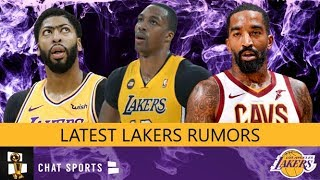 Lakers Rumors On Anthony Davis vs. Dwight Howard Starting Center, Alex Caruso News & Sign JR Smith?