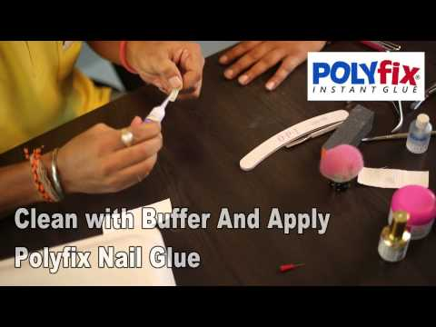Super Strong Nail Glue For Acrylic Nails Pasting