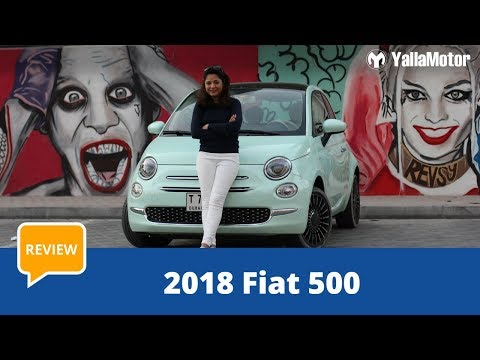 Fiat 500 2018 Review | YallaMotor.com