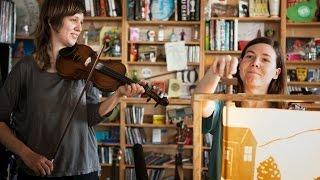 Anna & Elizabeth: NPR Music Tiny Desk Concert