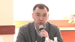 Выступление Равшана Джеебекова на форуме Свободы