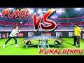 PUYOL VS RONALDINHO! ⚽️🔥