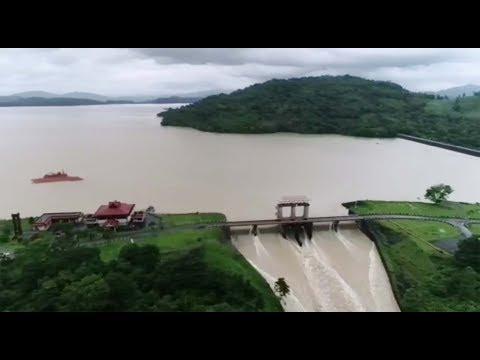 Kondisi Terbaru Bendungan Bili Bili, Tinggi Air Mulai Turun