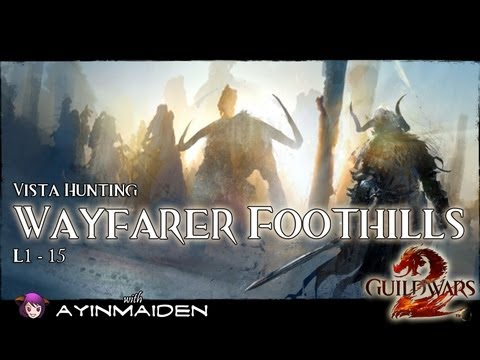 ★ Guild Wars 2 ★ - Wayfarer Foothills Vistas Mp3