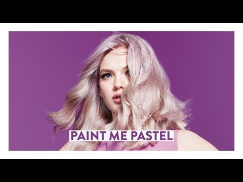 How to: Pastel Hair with the NEW IGORA VIBRANCE #MoreVibrance