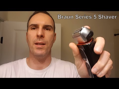 Braun Series 5 Review and Test Model 5090