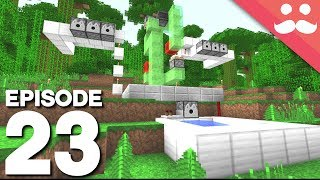Hermitcraft 5: Episode 23 - I AM THE TRAP MASTER!