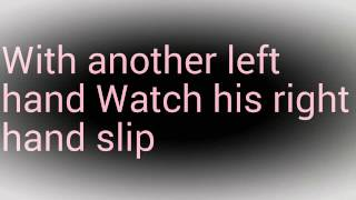 Left hand free- Alt J (Lyrics on screen)
