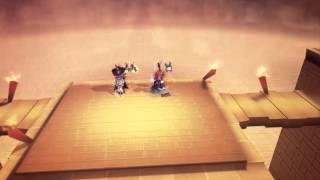 Lost Saga OST -  Anubis Battlefield
