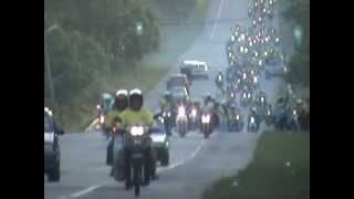 preview picture of video 'Konvoi DSAI ke Batu Kurau 2012'