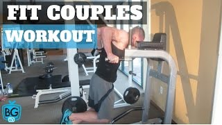 FIT COUPLES WORKOUT