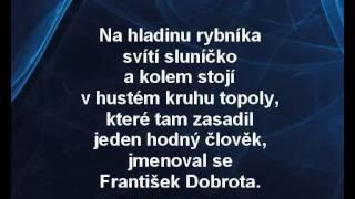 František - Buty Karaoke tip