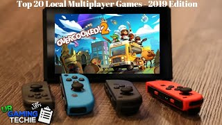 Top 20 Nintendo Switch Local Multiplayer Games - 2019 Edition