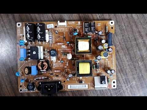 Доработка блока питания EAX65391401 LGP32-14PL1. Делаем ограничение тока подсветки.