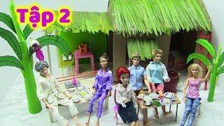 CÔ BÉ HIẾU THẢO _Tập 2_ Bữa Cơm Nghèo Cùng Những Người Hàng Xóm Tốt Bụng (búp bê Barbie)