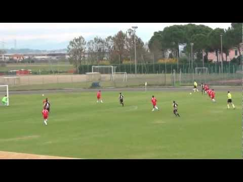 Preview video Serie A2: Castelfranco CF - Matuziana Sanremo = 0 - 1