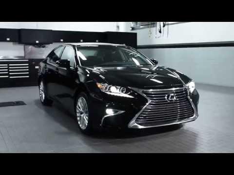 Lexus  Es Седан класса E - рекламное видео 3