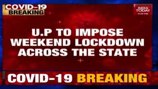 Uttar Pradesh Govt Imposes Lockdown From July 10 Till July 13 - Download this Video in MP3, M4A, WEBM, MP4, 3GP