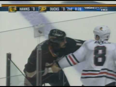 Matt Walker vs George Parros