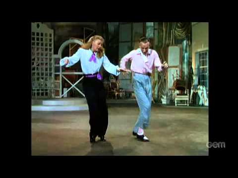 Fred Astaire & Ginger Rogers (Tap Dance)